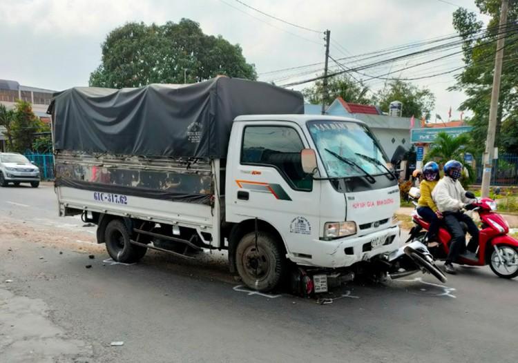 An Giang: Tai nạn giao thông trên QL.91 khiến 6 người bị thương