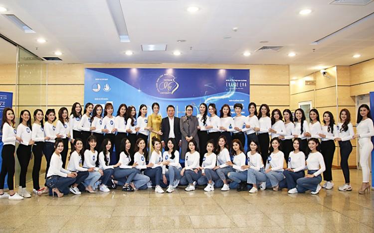 """41 thí sinh lọt chung kết """"Hoa khôi sinh viên Việt Nam"""""""