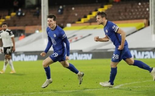 Chelsea thắng chật vật Fulham 1-0