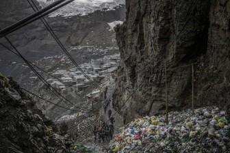 Lở tuyết làm sập hầm mỏ ở Peru, ít nhất 4 người thiệt mạng