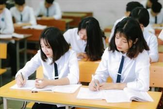 2.278 thí sinh đoạt giải thi Học sinh giỏi quốc gia