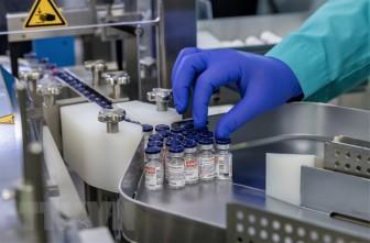 Sau Sputnik V, Nga dự kiến lưu hành một loại vắcxin mới phòng COVID-19
