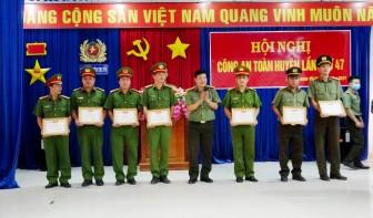 Tri Tôn đảm bảo bình an cho dân đón Tết