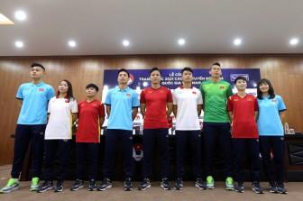 Công bố trang phục ĐT Việt Nam phiên bản năm 2021
