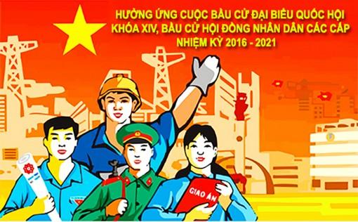 Thực hiện nghiêm công tác tổ chức cuộc bầu cử đại biểu Quốc hội khóa XV và đại biểu HĐND các cấp nhiệm kỳ 2021 – 2026