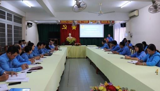 Liên đoàn Lao động tỉnh An Giang hướng dẫn truyền thông trên Facebook công đoàn