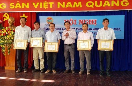 Hội nghị Ban Chấp hành Hội Nông dân tỉnh An Giang lần thứ 10 (nhiệm kỳ 2018-2023)
