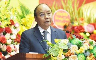 Thủ tướng Nguyễn Xuân Phúc dự Lễ kỷ niệm 75 năm truyền thống lực lượng Tình báo Công an nhân dân