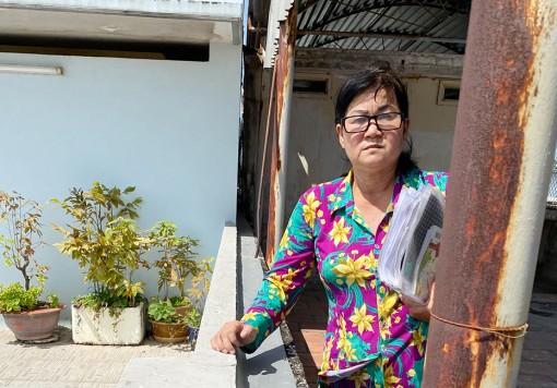 Tòa án đang thụ lý vụ kiện của bà Mai Thị Bích Ngọc