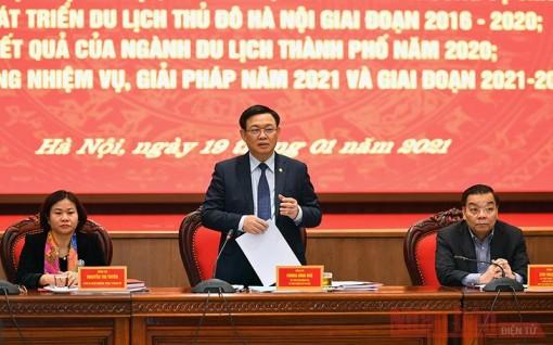 Hà Nội cần xây dựng sản phẩm du lịch mới nhằm vực dậy ngành du lịch