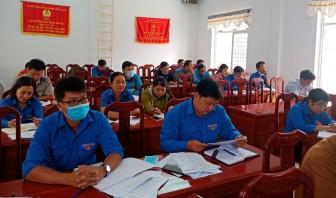 """Huyện đoàn Phú Tân triển khai mô hình """"Mỗi tháng thực hiện một lời dạy của Bác Hồ"""""""