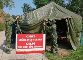 """Virus SARS-CoV-2 biến thể, Việt Nam phải """"bao chặt"""" biên giới đường bộ"""