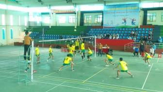 Hào hứng giải bóng chuyền các câu lạc bộ tỉnh An Giang năm 2021