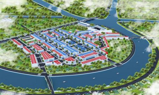 Khu đô thị và trung tâm thương mại Cần Đăng - Thịnh vượng, hiện đại và tiện nghi