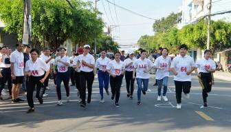 An Giang: Sôi nổi các hoạt động thể dục - thể thao mừng Đảng - mừng Xuân Tân Sửu năm 2021