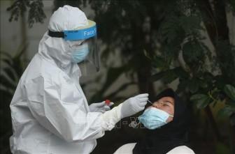 Dịch COVID-19: Indonesia ghi nhận số ca tử vong trong ngày cao nhất từ trước đến nay