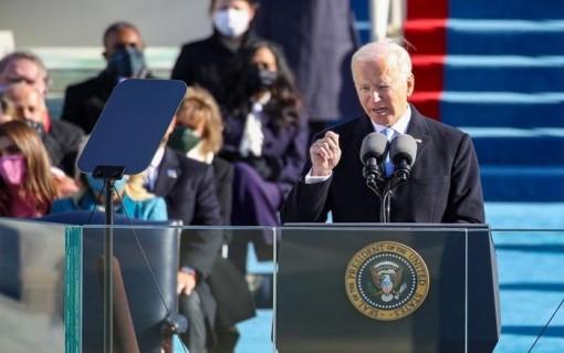Thông điệp đoàn kết trong bài phát biểu nhậm chức của Tổng thống Joe Biden