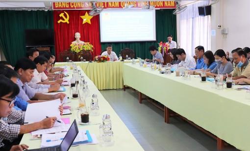 An Giang: Hơn 1.000 phần quà hỗ trợ cho đoàn viên, người lao động bị ảnh hưởng COVID-19 dịp Tết Nguyên đán