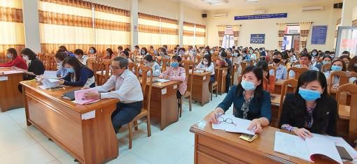 Cục Thuế tỉnh An Giang tập huấn chính sách thuế mới