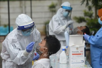 Indonesia và Philippines ghi nhận hàng nghìn ca mắc COVID-19 trong 24 giờ qua