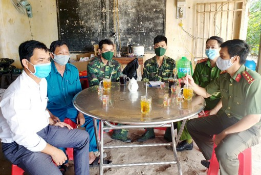 Kết luận của Phó Chủ tịch UBND tỉnh An Giang Lê Văn Phước về tăng cường công tác phòng, chống dịch COVID-19 trong dịp Tết Nguyên đán Tân Sửu 2021
