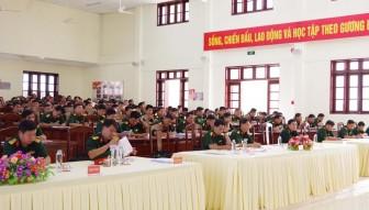 Tập huấn cán bộ, chỉ huy các cơ quan, đơn vị thuộc Lực lượng vũ trang địa phương tỉnh An Giang