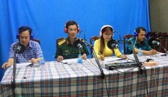 Toạ đàm về công tác gọi thanh niên nhập ngũ và chính sách hậu phương quân đội