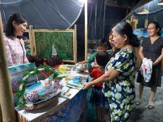 An Giang giới thiệu sản phẩm OCOP và du lịch đặc trưng tại Đồng Tháp