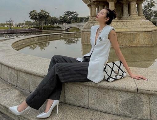 """Chiêm ngưỡng loạt street style """"cool"""" hết mức của dàn mỹ nhân Việt"""