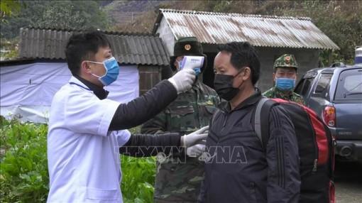 Ngày 23-1, Việt Nam không có ca mắc mới COVID-19