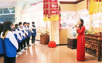 """Trưng bày chuyên đề """"Di tích và Lễ hội truyền thống tỉnh Bắc Ninh"""""""