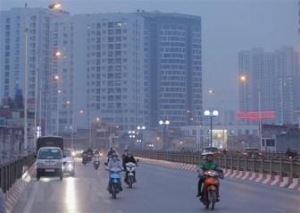 Sáng 25-1: Cả nước đều có mưa, Hà Nội nhiệt độ thấp nhất 16-19 độ C