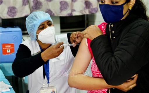 Ấn Độ mở rộng phạm vi tiêm vaccine Covaxin từ 25-1