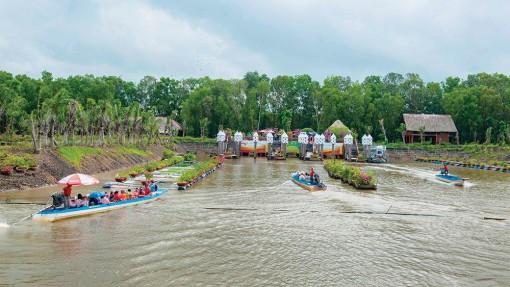 Du lịch - động lực phát triển của tỉnh