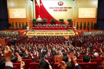 Đại hội Đảng thu hút sự quan tâm của truyền thông quốc tế