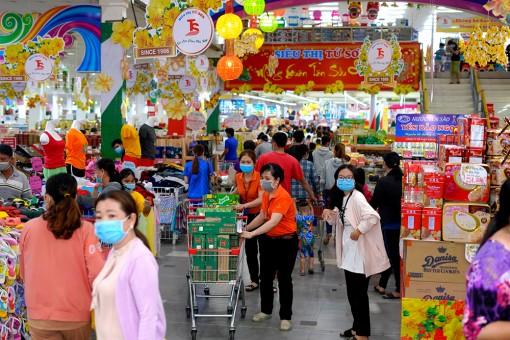 Từ ngày 1 đến 8-2: Tưng bừng Tuần lễ khuyến mại mua sắm Tết năm 2021