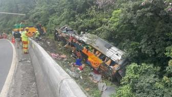 Tai nạn xe buýt thảm khốc tại Brazil, ít nhất 19 người thiệt mạng