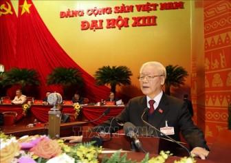 Truyền thông quốc tế đưa tin về lễ khai mạc Đại hội Đảng