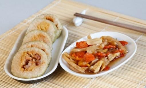 Món ngon chống ngán ngày Tết: Dưa món miền Trung