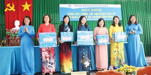 """Hội Liên hiệp Phụ nữ tỉnh An Giang: Thực hiện tốt phương châm """"Ở đâu có phụ nữ, ở đó có hoạt động hội"""""""