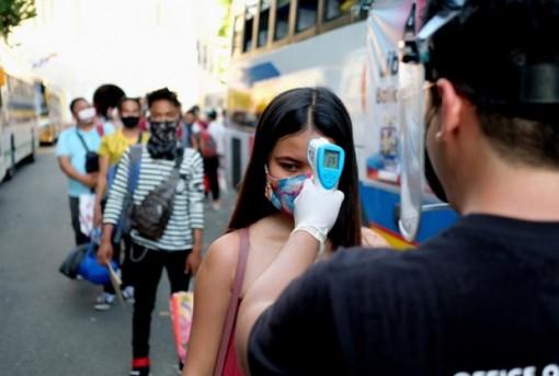 COVID-19: Philippines xác nhận sự lây lan biến thể mới trong cộng đồng