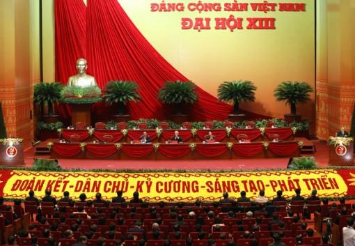 Tham luận của đại diện Đảng bộ Thành phố Hà Nội
