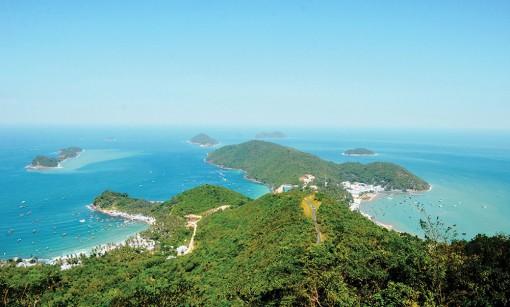 Vẻ đẹp biển, đảo Tây Nam