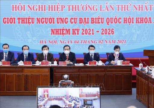 Đoàn Chủ tịch Ủy ban Trung ương MTTQ Việt Nam tổ chức Hội nghị hiệp thương lần thứ nhất