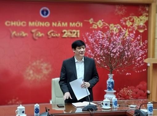 Bộ trưởng Y tế: Ba thay đổi chiến lược trong chống dịch COVID-19