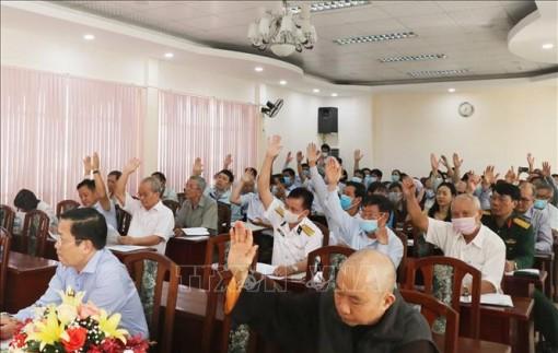 Phân bổ số lượng người được giới thiệu ứng cử đại biểu Hội đồng nhân dân