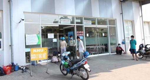 Bệnh viện Đa khoa Trung tâm An Giang thông tin về việc xô xát giữa bảo vệ và thân nhân người bệnh