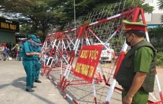 Sáng 30 Tết, Việt Nam có tổng cộng 1.215 ca mắc COVID-19