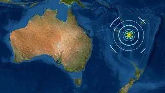 Australia xác nhận xảy ra sóng thần ở Thái Bình Dương