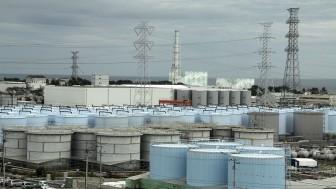 Rò rỉ nước nhiễm xạ hạt nhân tại Fukushima (Nhật Bản) sau trận động đất